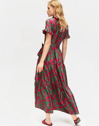 Long & Sassy Dress 2