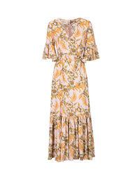 V Curly Swing Dress 1