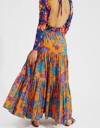 Big Skirt in Dandelion Arancio 2