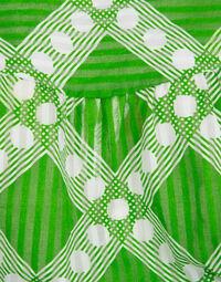 Stripe & polka dot set, 1970s