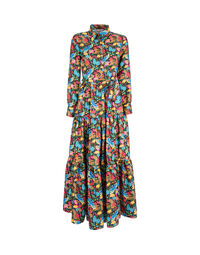 Bellini Dress - Colombo Piccolo in Silk