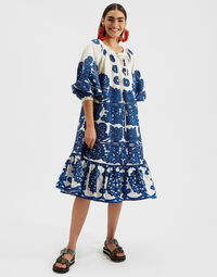 Folk Dress 4