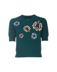 Cropped Knit Top 5