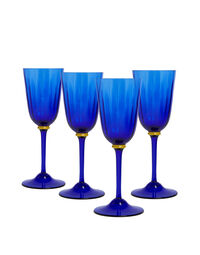 Wine Glasses Set Of 4 1