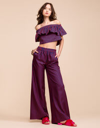 Palazzo Pants in Riviera