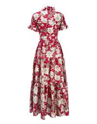 Long and Sassy Dress 6