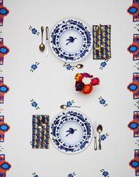 Soup & Dinner Plate Set 3