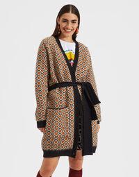 Cardigan Coat 1