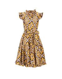 Zip and Sassy Dress 1