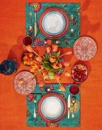 Dinner Napkin Set 7