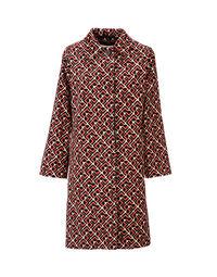 Velvet Loden Coat 1