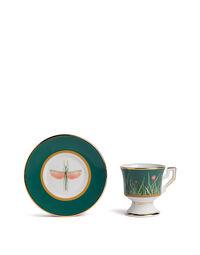 Espresso Cup & Saucer Set of 2 4