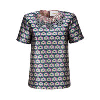 Cubi Verdi The Embroidered Jazzy Tee 4