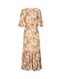 V Curly Swing Dress 2