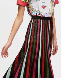 Accordion Knit Skirt 4