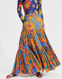 Big Skirt in Dandelion Arancio 1