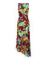 Sleeveless Pina Dress
