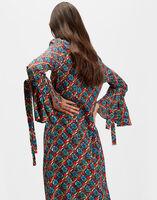 Happy Wrist Dress Lungo