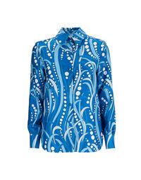 Polipo Blu Boy Shirt