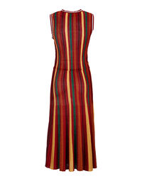 Accordion Knit Dress 5
