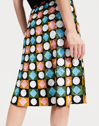 Sequin Skirt 4
