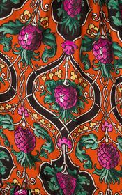 Casati Dess - Ananas Arancio in Silk