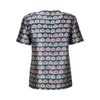 Cubi Verdi The Embroidered Jazzy Tee 5