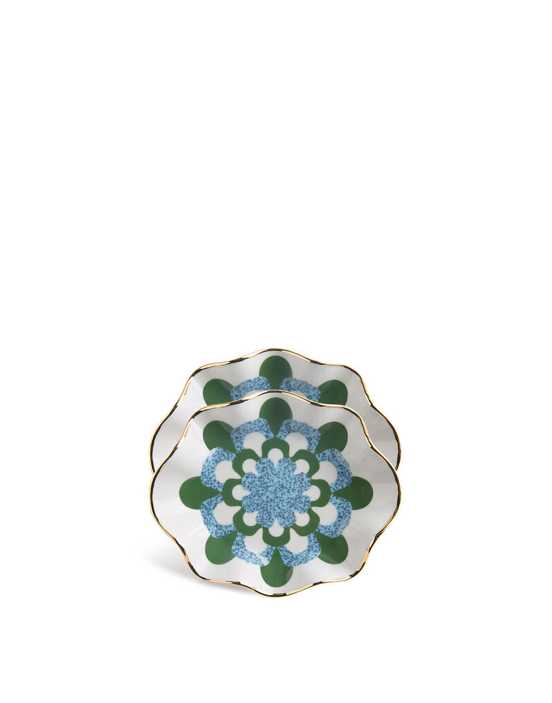 Mosaico Blu Bonbon Dish set of 2