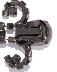 Kenneth Jay Lane 18th century-style earrings, 2000s