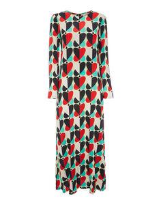 Long Sleeve Swing Dress 5