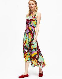 Sleeveless Pina Dress 1