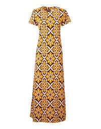 Velvet Swing Dress 3