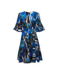 Short Curly Swing Dress 5
