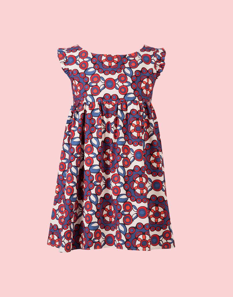 Piccola DoubleJ Kaleidoscope Blu Dress