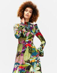 Visconti Dress in Paesaggio
