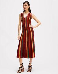 Accordion Knit Dress 1