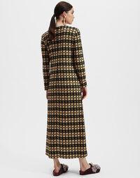 Long Sleeve Swing Dress 3