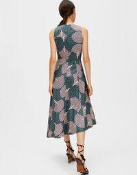 Sleeveless Pina Dress 3
