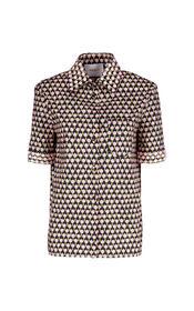 Clerk Shirt - Ping Pong in Cotton