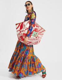 Big Skirt in Dandelion Arancio 3