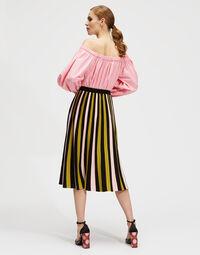Accordion Knit Skirt 3