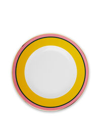 Soup And Dinner Plates Set 2