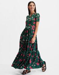 Short Sleeve Big Dress 1