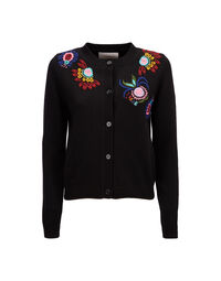 Embroidered Cardigan 4