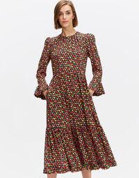Midi Visconti Dress 1