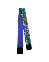 Flapper Tight Double Scarf 1