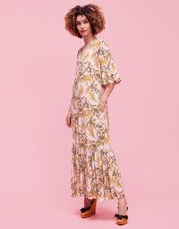 V Curly Swing Dress 4