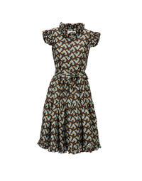 Choco Galletti Zip & Sassy Dress