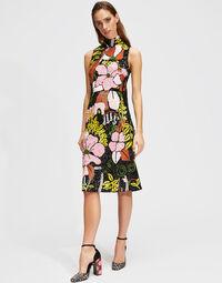 Sleeveless Gala Dress 1