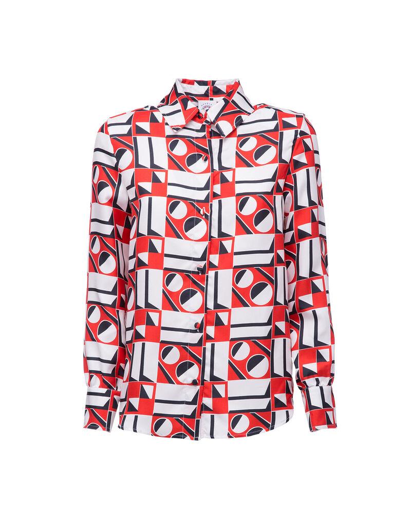 Geometrico Boy Shirt